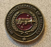 Classic Federation Challenge Coin