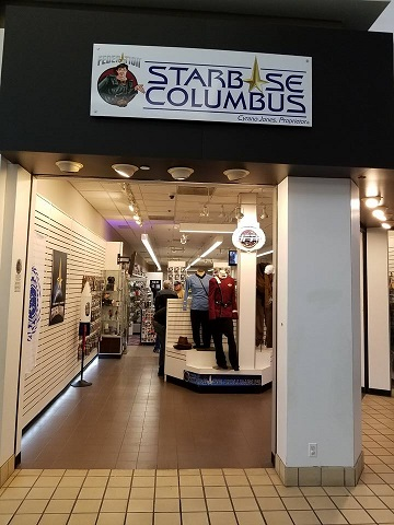 Starbase Columbus Gets A New Home!