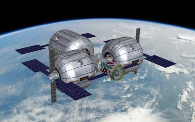 Private Space Station Coming Soon? (Scientific American)